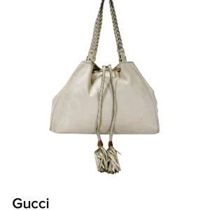 """🔥🔥""""GUCCI""""🔥🔥PEGGY BRAIDED TOTE🔥🔥"""